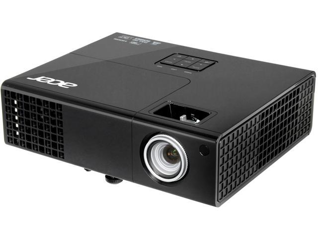 Acer P1500 1920x1080 FHD 3000 Lumens, HDMI Input; 16:9 Aspect Ratio, ECO Mode, 3-YR Warranty, 3D Ready DLP Projector