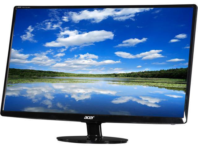 Acer UM.HS1AA.D01 (S271HL Dbid) Black 27