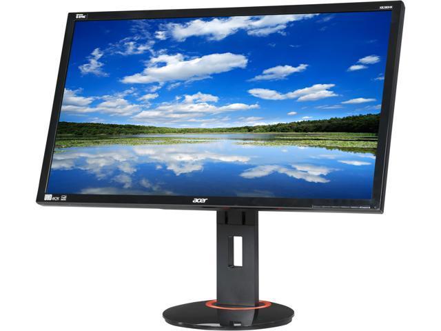Acer XB280HK bprz Black 28