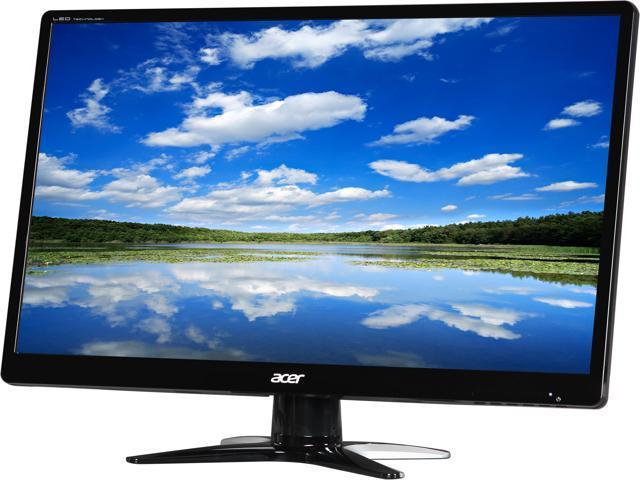 Acer G6 Series G246HYL bmjj Black 23.8