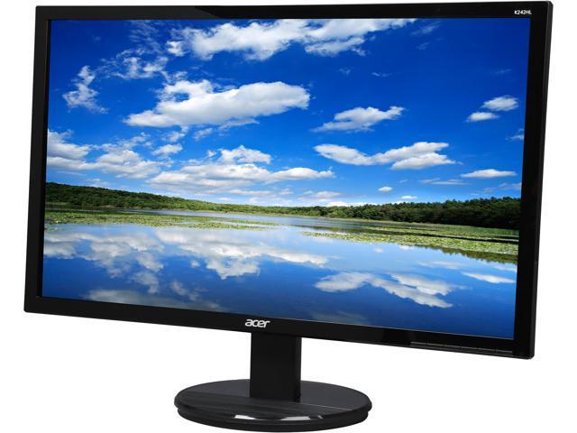 Acer K242HL Bbid Black 24