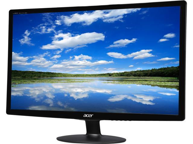 Acer S240HL Abd Black 24
