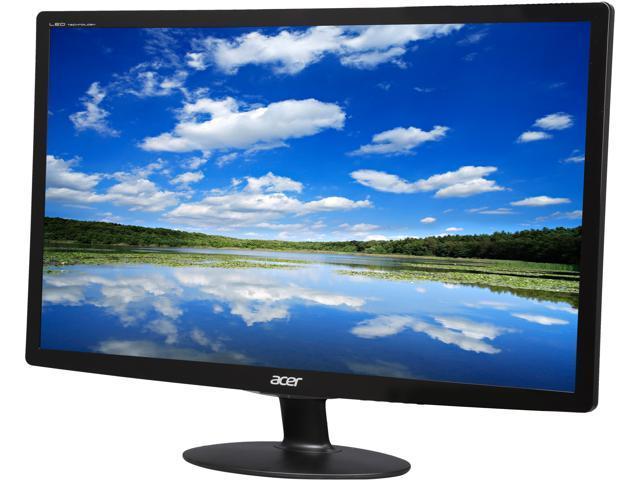 Acer S240HL bd Black 23.6