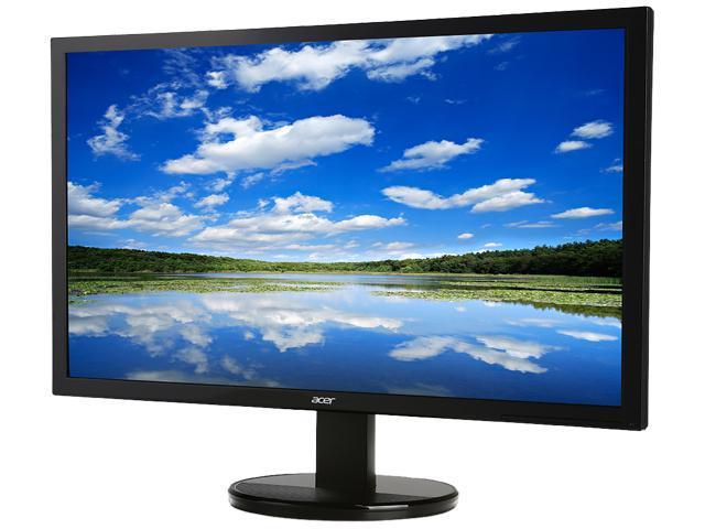 Acer K242HQKbmjdp Black 23.6
