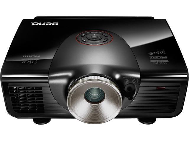 BenQ SH940 1920 x 1080 4000 lumens DLP Projector 50,000:1 RJ45