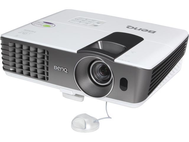 BenQ MX720 1024 x 768 3500 lumens DLP Projector 13,000:1 RJ45