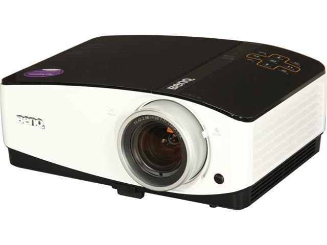 BenQ MX766 1024 x 768 4000 lumens DLP Projector 13,000:1 RJ45