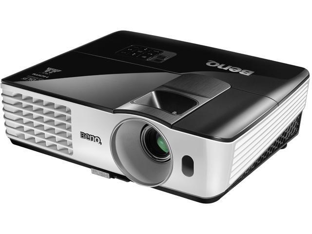 BenQ MW663 WXGA 1200 x 800, 3000 ANSI Lumens, HDMI Input & USB Display, w/ Eco Mode, 3D Ready DLP Projector
