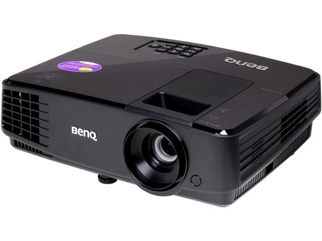 BenQ MX505 1024 x 768 XGA 3000 ANSI Lumens Smart Eco Mode, Easy Lamp Access, Teaching Template Function, DLP Projector