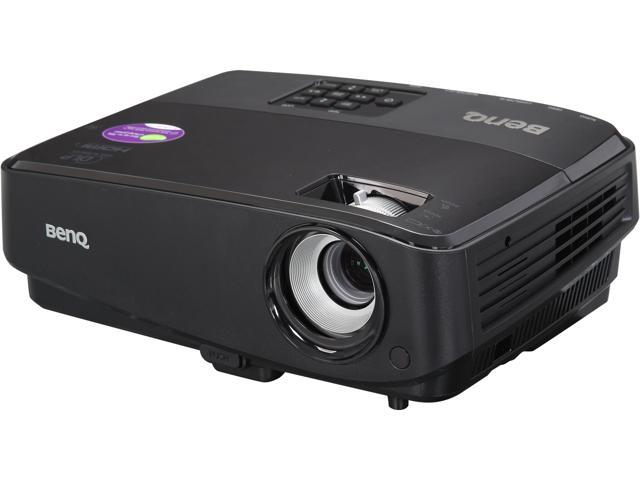 BenQ MX522 1024 x 768 XGA 3000 ANSI Lumens HDMI Input, Smart Eco Mode, 3D Ready DLP Projector