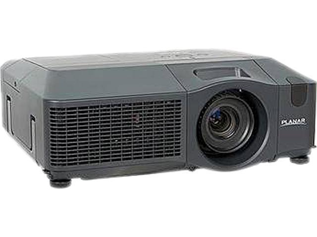 PLANAR PR9020 XGA 1024X768 4000 Lumens 3LCD Projector w/ Network