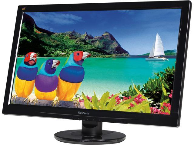 ViewSonic VA2445m-LED Black 24