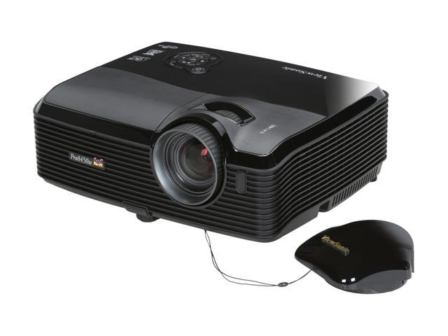 ViewSonic PRO8450W WXGA 1280x800 4500 Lumens Home Theater DLP Projector