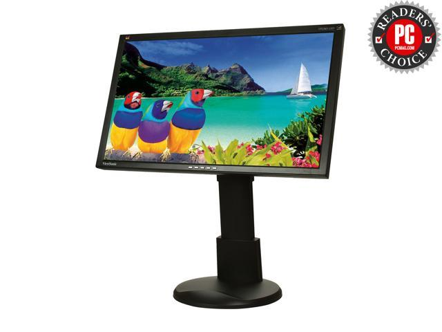 ViewSonic VP2365-LED Black 23