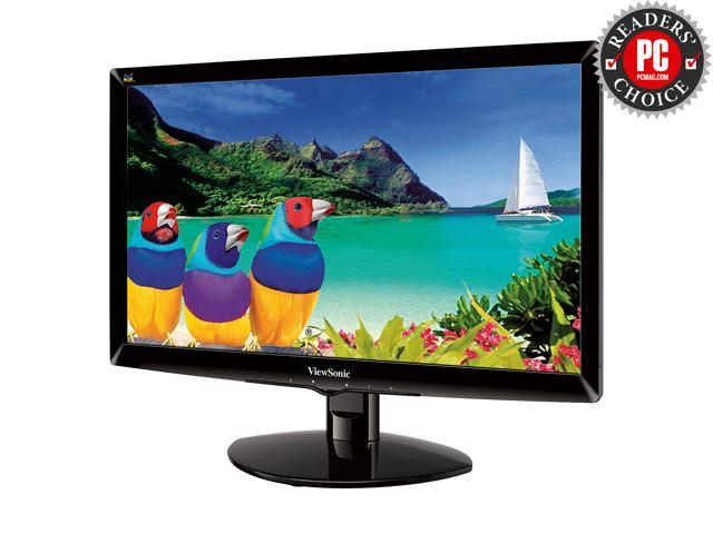 ViewSonic VA2037m-LED Black 20