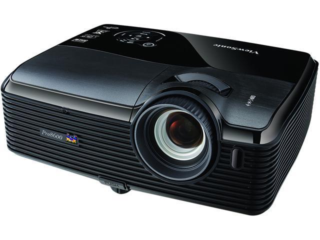 ViewSonic PJD5134 800x600 SVGA 3000 ANSI Lumens 3D Ready DLP Projector