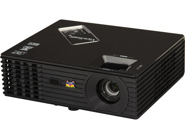 ViewSonic PJD5132 800x600 SVGA 3000 ANSI Lumens, 120 Hz Refresh Rate, Keystone Correction, PC 3D- ready DLP Projector