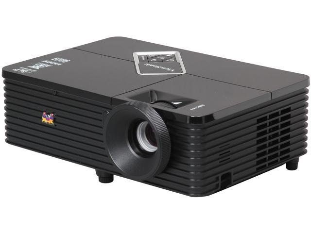 ViewSonic PJD5234 1024x768 XGA 2800 ANSI Lumens, HDMI / Dual VGA Inputs, BrilliantColor Tech, 3D Ready Lightweight DLP Projector