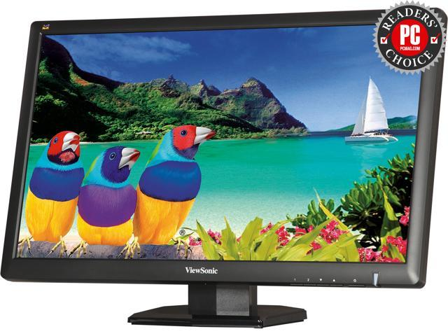 "ViewSonic VA2703-LED Black 27"" 3.4ms Widescreen LED Backlight LCD Monitor"