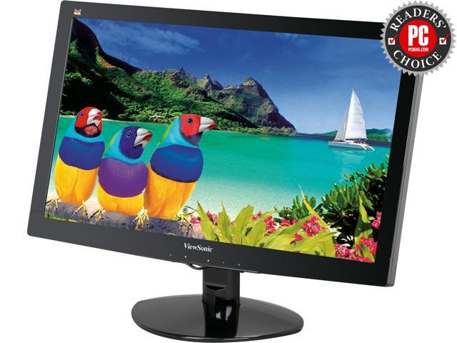 ViewSonic VA2037A-LED Black 20