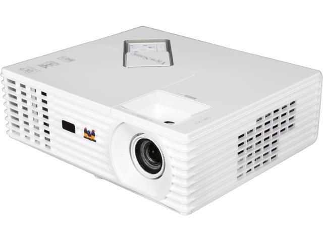 ViewSonic PJD5232L 1024 x 768 3000 lumens DLP Projector 15,000:1