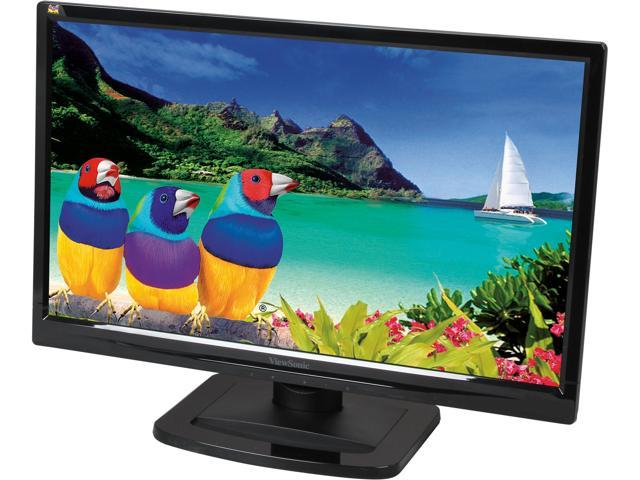 ViewSonic VA2249S Black 21.5