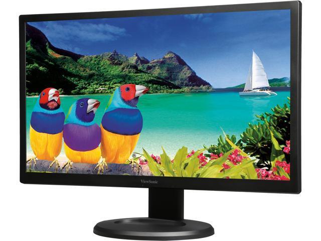 ViewSonic VG2860MHL-4K Black 28