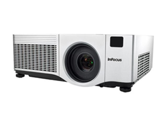 InFocus IN42+ 1024 x 768 Whisper: 3200 max ANSI lumens High Bright: 4000 max ANSI lumens max ANSI lumens LCD Projector 1000:1