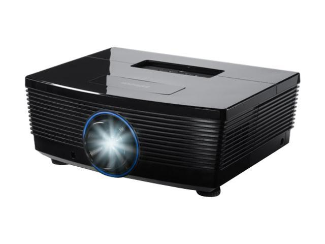 InFocus IN5312 1024 x 768 4500 lumens (High) 3600 lumens (Eco) DLP Projector 2000:1 RJ45