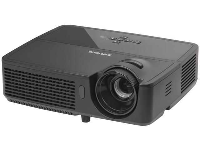 InFocus IN2124 1024 x 768 3200 lumens (High), 2500 lumens (Eco) DLP Projector