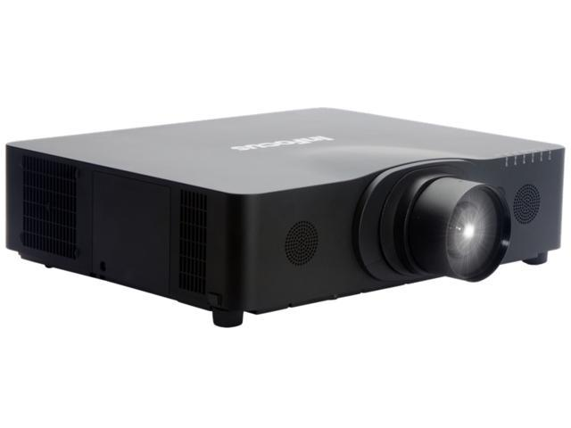 InFocus IN5145 WUXGA (1920 x 1200) 5000 lumens 3 LCD Projector 3000:1 Wired, Wireless (optional)  5 BNC x 1