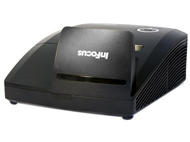 InFocus IN134UST XGA (1024 x 768) 2800 Lumens (High) DLP Projector 10,000:1 RJ45