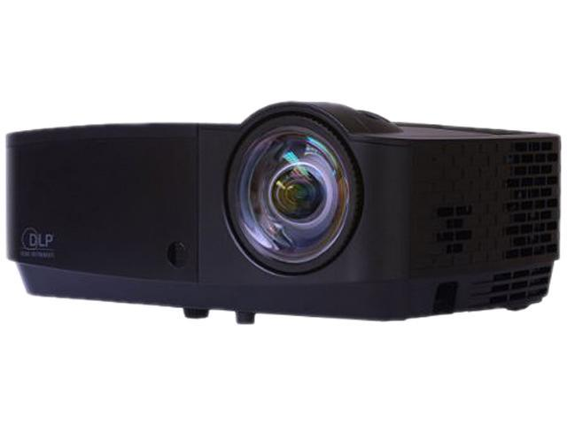 InFocus IN124sta 1024 x 768 3300 Lumens (Normal Mode) 3000 Lumens (Eco Mode) 3D Projector 15,000:1 RJ45/LAN