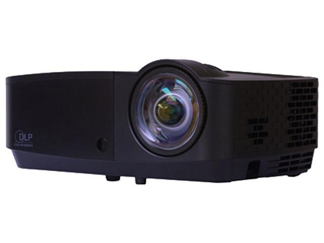 InFocus IN126sta 1280 x 800 3300 Lumens (Normal Mode) 3000 Lumens (Eco Mode) 3D Projector 15,000:1 RJ45/LAN