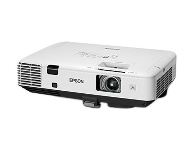 EPSON PowerLite 1955 1024 x 768 4500 lumens 3LCD Projector 3000:1 RJ45