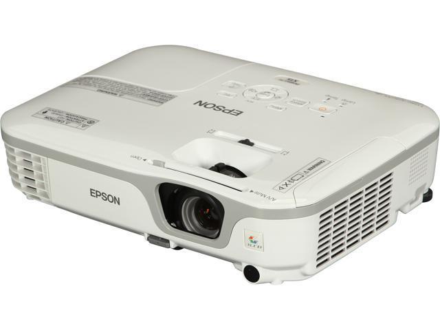 EPSON PowerLite X15 XGA 3000 lumens LCD Projector 3000:1