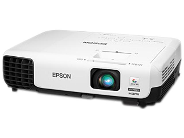 EPSON VS335W (V11H554220) 1280 x 800 2700 lumens 3LCD Projector 10,000:1