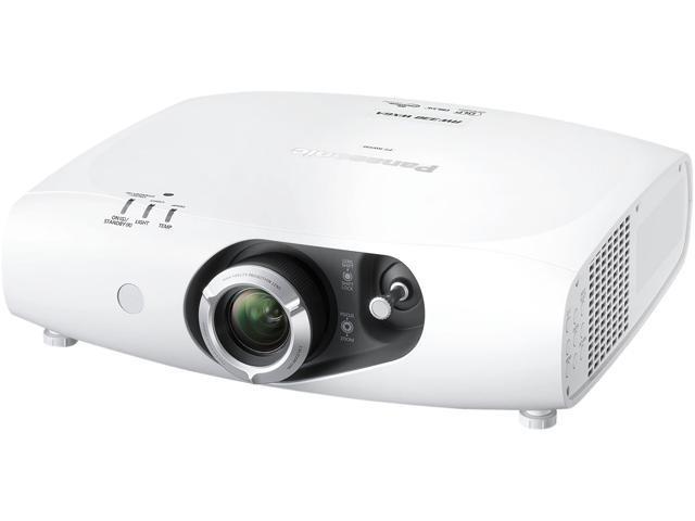 Panasonic PTRW330U 1280 x 800 3500 lm DLP Projector 10,000:1 RJ45