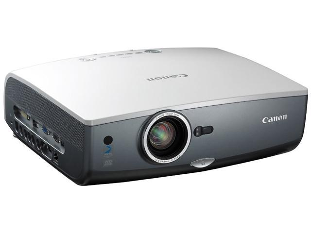 CANON REALis SX80 Mark II SXGA+ 1400x1050 LCOS Multimedia Projector