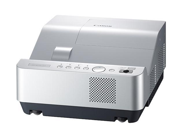 Canon LV-8235 UST 1280 x 800 2500 Lumens DLP Ultra Short Throw Projector 2000:1 RJ45