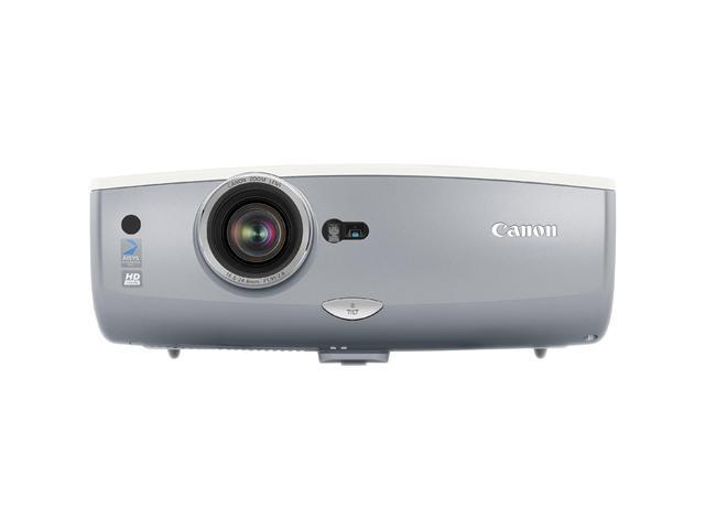 Canon REALiS SX80 Mark II D 1400 x 1050 3000 lumens LCoS Multimedia Projector 900:1 RJ45