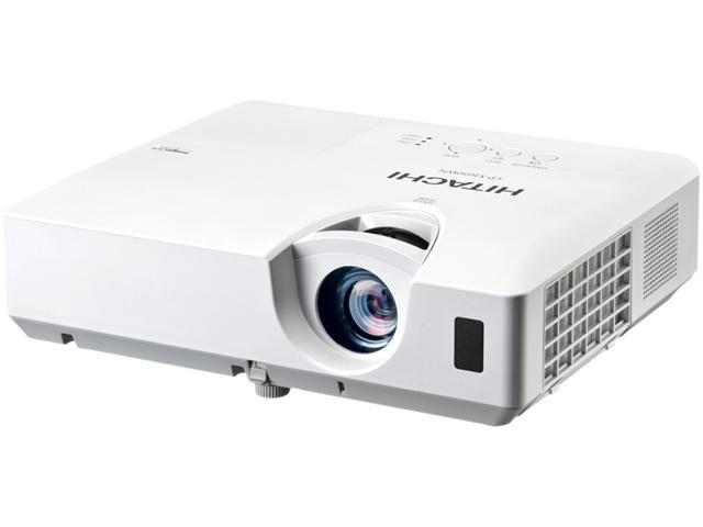 Hitachi CP-X3030WN 1024x768 XGA 3200 ANSI Lumens, RJ45 (LAN Control/Display), HDMI / Dual VGA Inputs, Mic Input/USB Connect, Optional Wireless, ...