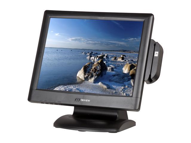 Tatung TS15R-MU02 TRIVIEW 15-inch Touch Screen Monitor with USB MSR