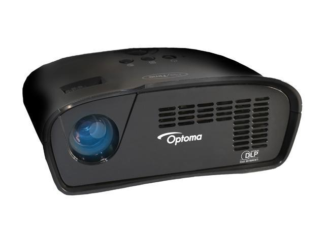 Optoma PT105 854 x 480 DLP Home Theater Projector 75 lumens 1000:1