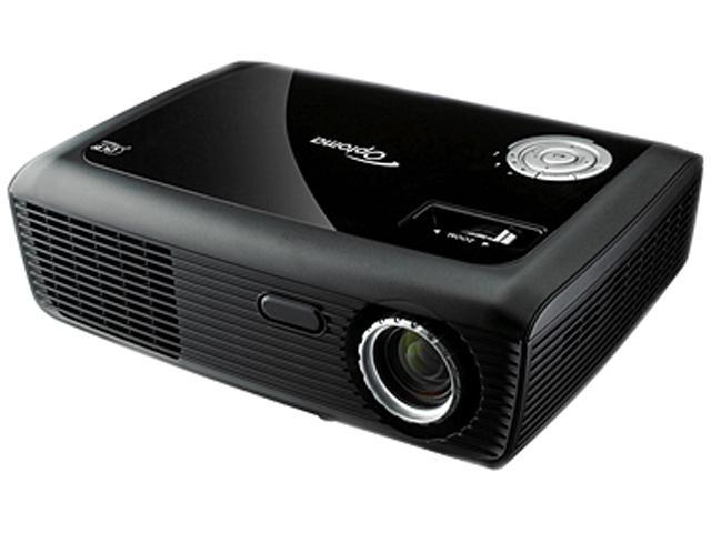 Optoma DS325 800x600 SVGA 2800 ANSI Lumens, Kensington Lock, Lightweight & Portable, 3D Ready DLP Projector