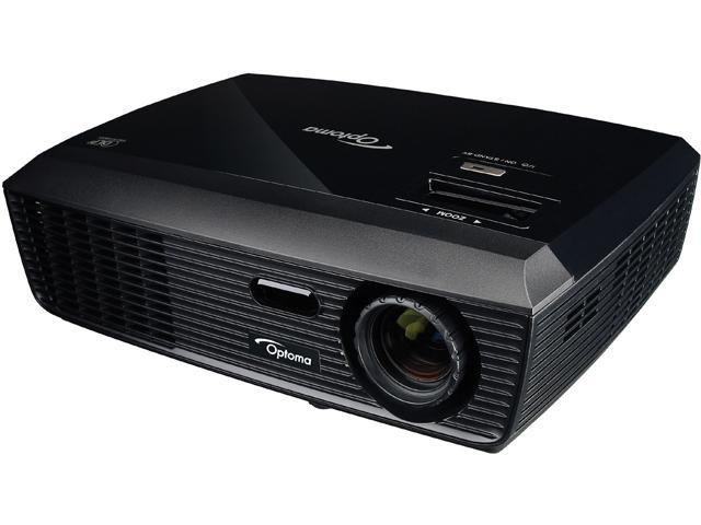Optoma H180X (1280 x 720) 3000 lumens; HDMI; Full 3D Display DLP Home Theater Projector