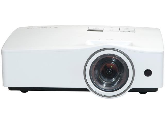 Optoma ZW212ST 1280 x 800 2500 lumens DLP Projector 100,000:1 RJ45