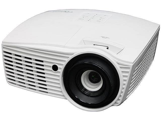 Optoma W415 1280 x 800 4500 Lumens DLP 3D Projector 15,000:1 RJ45