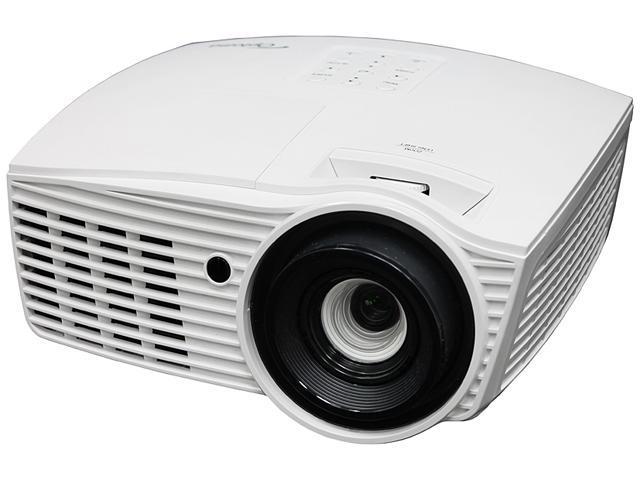 Optoma EH415 1920 x 1080 4200 Lumens DLP 3D Projector 12,000:1 RJ45