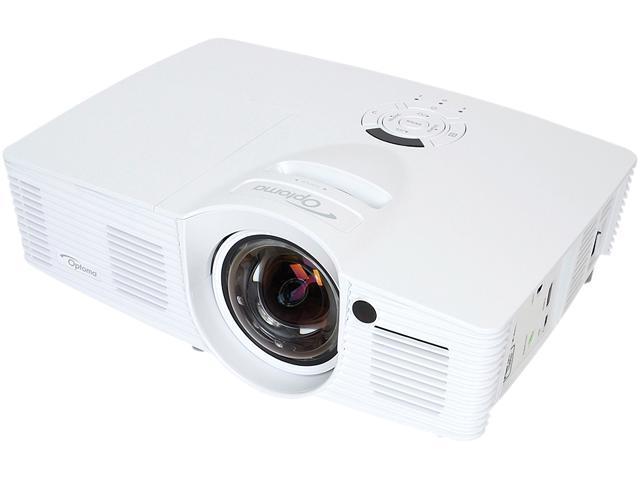 Optoma EH200ST 1920 x 1080 3000 lumens DLP Projector 20,000:1